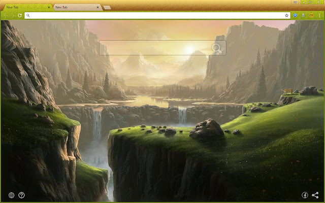 An error occurred. Beautiful landscape   Chrome Web Store