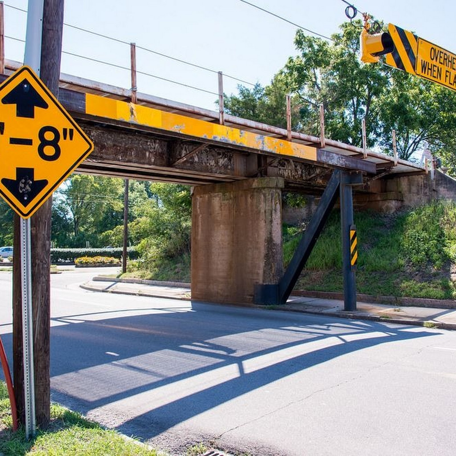 11 Foot 8 Inches: The Infamous 'Can Opener' Bridge