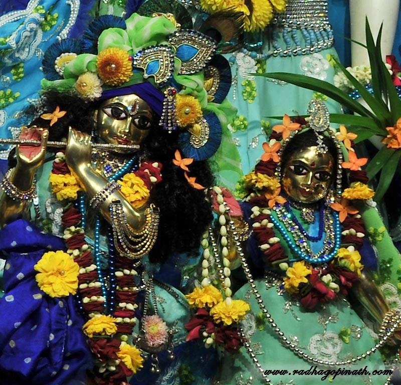 ISKCON Chowpatty Deity Darshan 22 Jan 2016 (16)