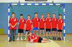 Männliche D2-Jugend Saison 2014/2015