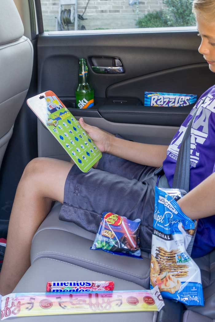 Road Trip Games with World Market