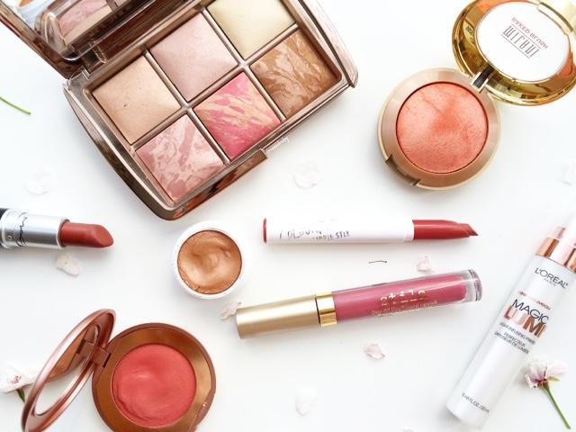 best spring makeup stila mac hourglass l'oreal kiko