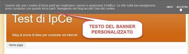 personalizzare-messaggio-banner