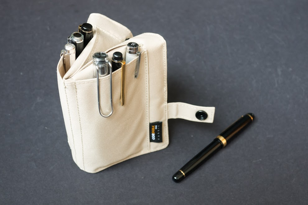 LIHIT LABS stationery pen cases and pouches