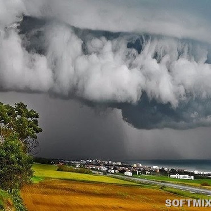 Погодные аномалии: причины и последствия