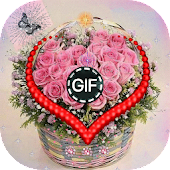 Flowers Bouquet Gif