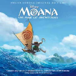 CD Trilha Sonora Moana: Um Mar de Aventuras (Torrent) download