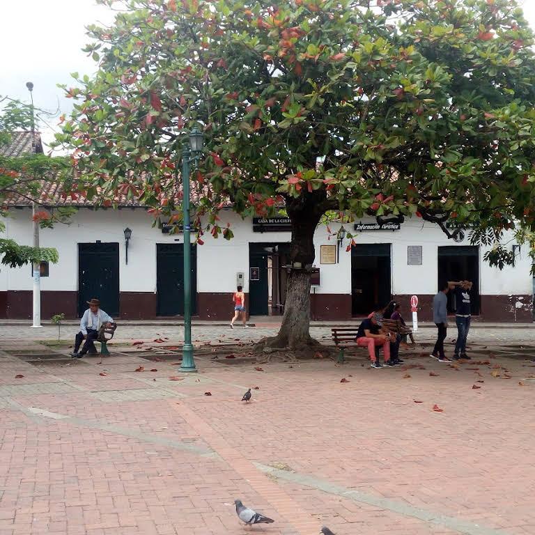 Casa de la Cultura Guaduas - Punto De Referencia Histórico