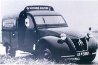 Citroën 1954 2 CV AZU-Gendarmerie