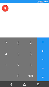QuickCal: M.D. Calculator screenshot 0