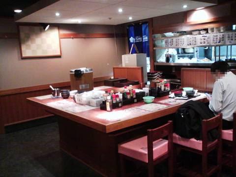 食べ放題コーナー1 さくら水産錦店