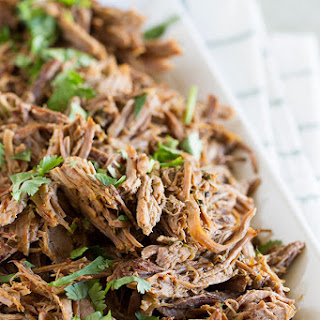 Chipotle Shredded Beef {Insta Pot}