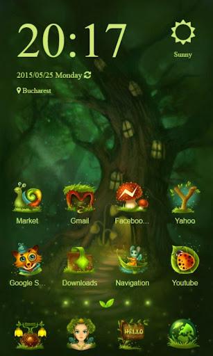 Magic Forest ZERO Launcher
