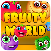 Fruity World Match