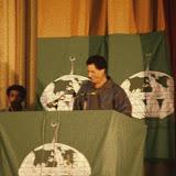 Congreso en Trípoli (16-mayo-2000)