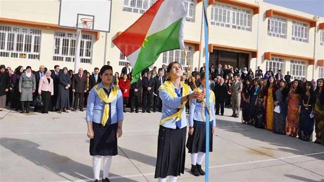 اقليم كردستان يؤجل الدوام الرسمي في المدارس.