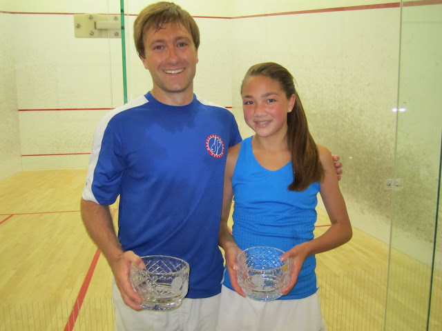 2012 State Siblings Doubles: Finalists - Morgan Poor & Maddie Chai