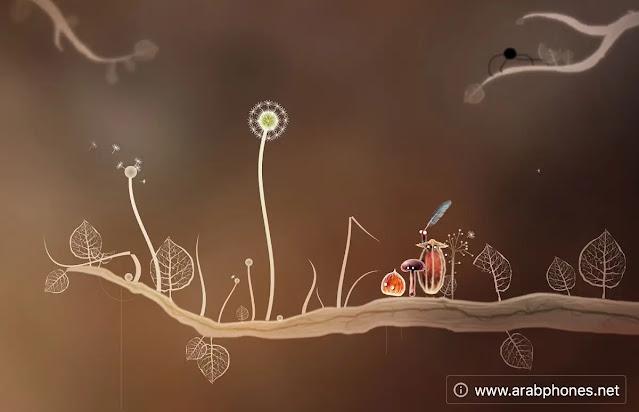 لعبة الألغاز Botanicula مجانا للاندرويد