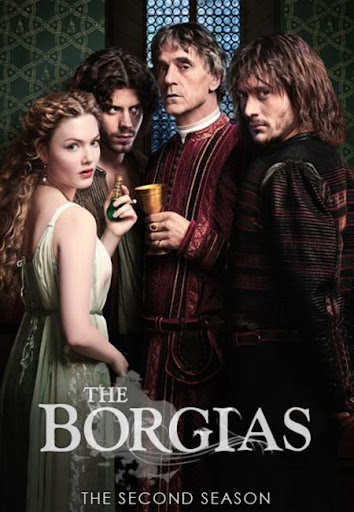 Download The Borgias 2ª Temporada HD AVI Dual Audio