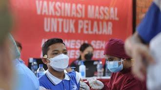 Vaksinasi Rampung, Sekolah Bisa Laksanakan PTM