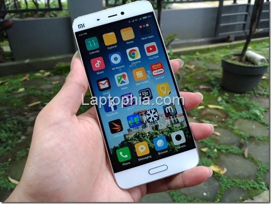 Unboxing Xiaomi Mi5 32GB