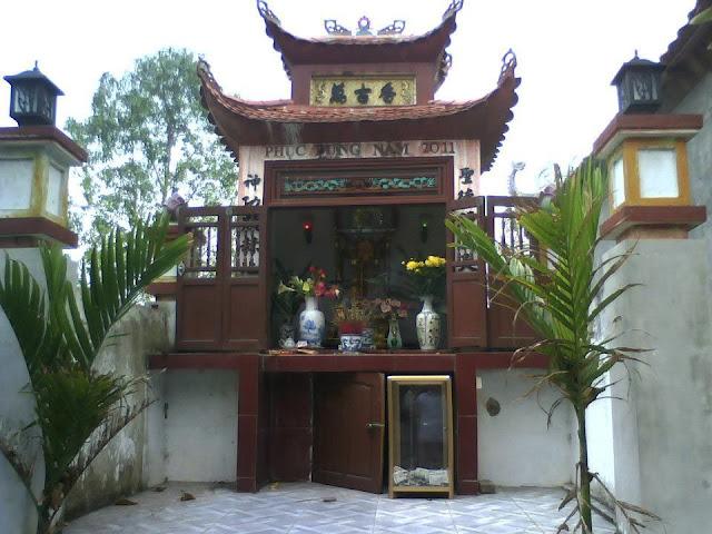 Chùa Đại Bi nằm trên đỉnh núi Ngoan Sơn