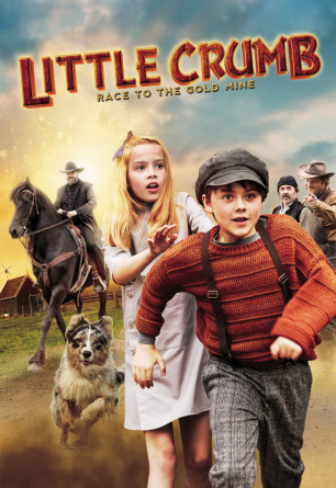 [Movie] Little Crumb: Race To The Gold Mine (2020) – Dutch