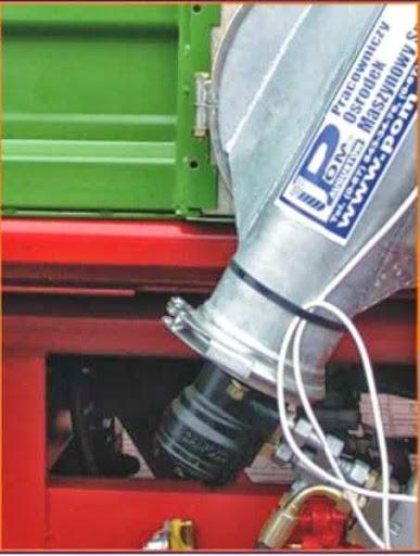 SINFIN PLEGABLE abatible hidráulico para abonos y  - Foto 5