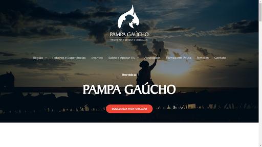 TURISMO NO PAMPA: Apatur lança site com informações da Região Turística do Pampa Gaúcho