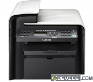 pic 1 - the best way to save Canon i-SENSYS MF4550d printer driver