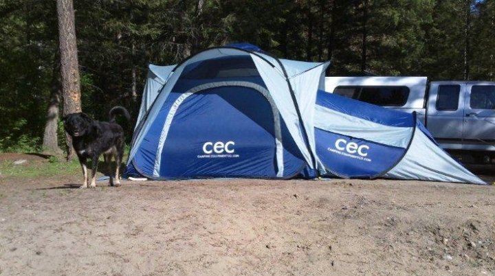 For the best experience take C&ing Tents with you! & Dog Friendly Camping Sites along Route 66