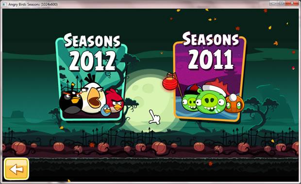 Angry Birds Season 2012