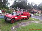 2004 Ford F450 Fire Rescue utility truck