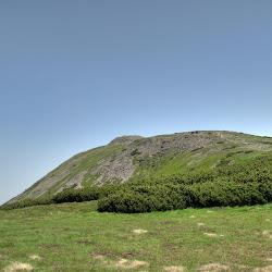 Beskidy- Babia Góra, Skrzyczne