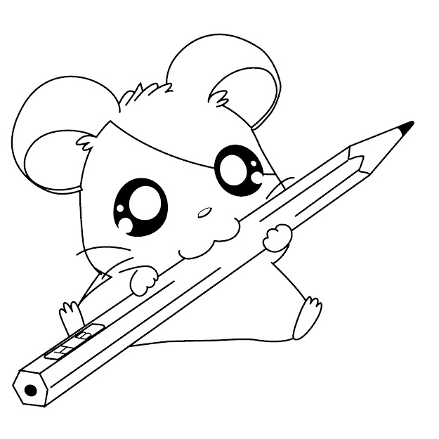 Best Cute Coloring Pages For Girls To Print