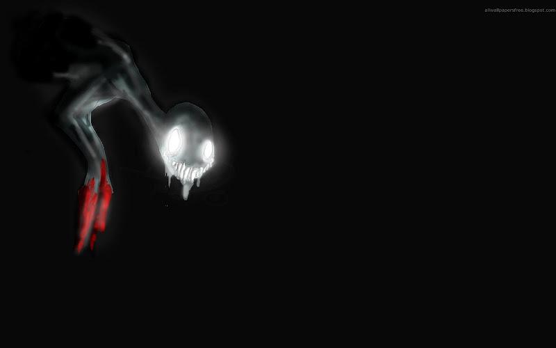 Silent Baroness From Underworld, Horror And Dark Art