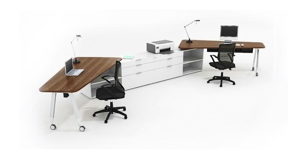 Sistema de mobiliario muebles de oficina modulos de for 8 6 mobiliario de oficina