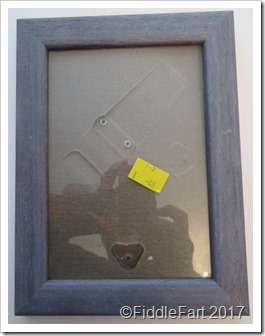40p Picture Frame