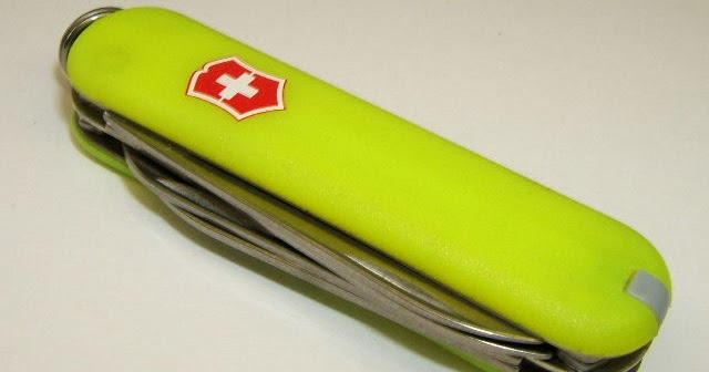 I Love Sak S Victorinox Stayglow Minichamp