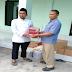 PT.Panen Raya Rejeki Gemilang memberikan bantuan sembako