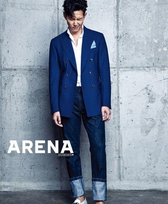 Lee Jung Jae Korea Actor