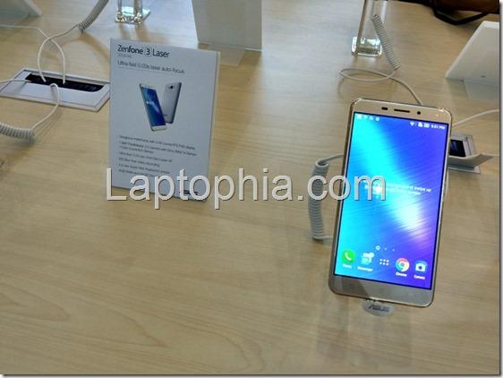 Asus Lepas Zenfone 3 Laser ZC550KL di Indonesia