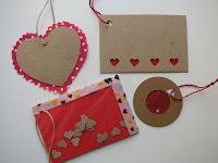 etiquetas San Valentín/Valentine's Day tags