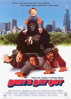 Phim Ngày Của Bé - Baby Day Out