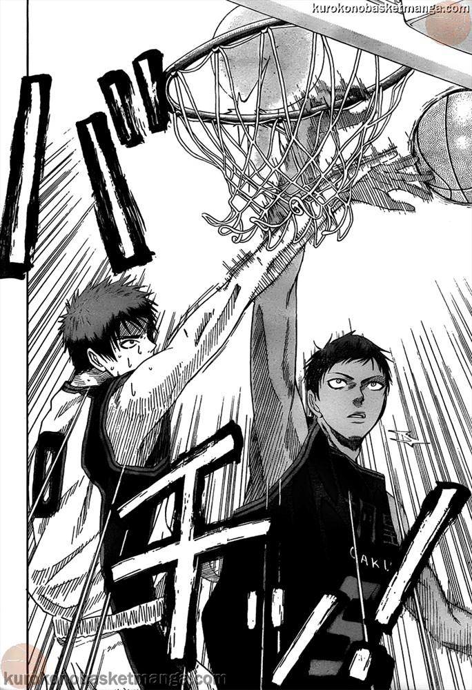 Kuroko no Basket Manga Chapter 46 - Image 12