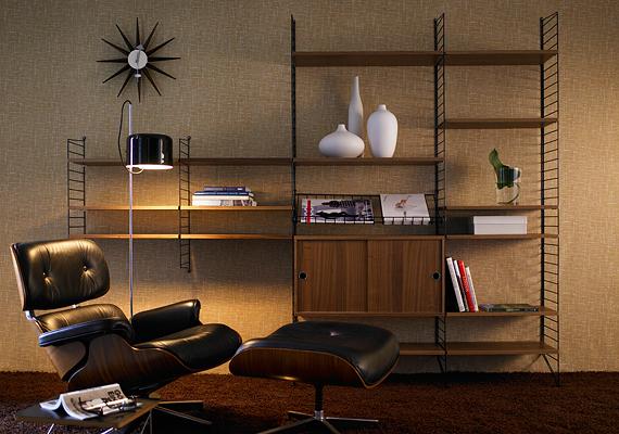 Die Wohngalerie String Regale Vergessene Designklassiker