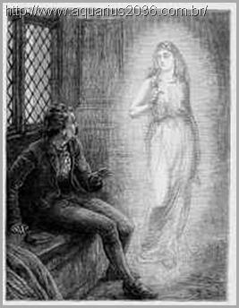 A interação de mentores espirituais nas informações de reencarnações passadas.