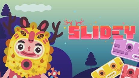 Türk Yapımı Slidey:Block Puzzle Tetris Benzeri Oyun