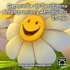 Generador de Serotonina - Antidepresivo, Afrodisíaco - 25min
