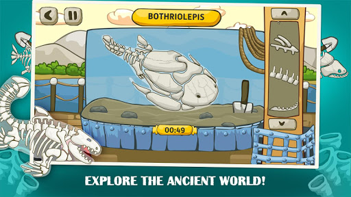 Prehistoric Fish Bones